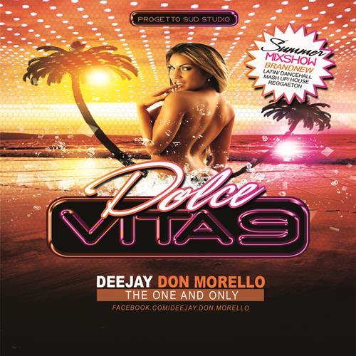 Dolce Vita Vol 9 - Don Morello (Copy)