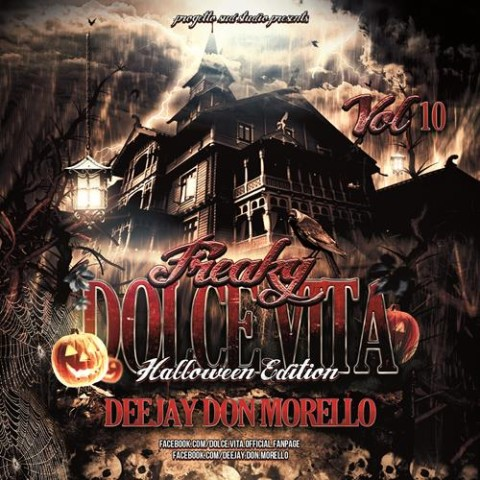 Don Morello - Dolce Vita Vol 10 Halloween Edition (Copy)