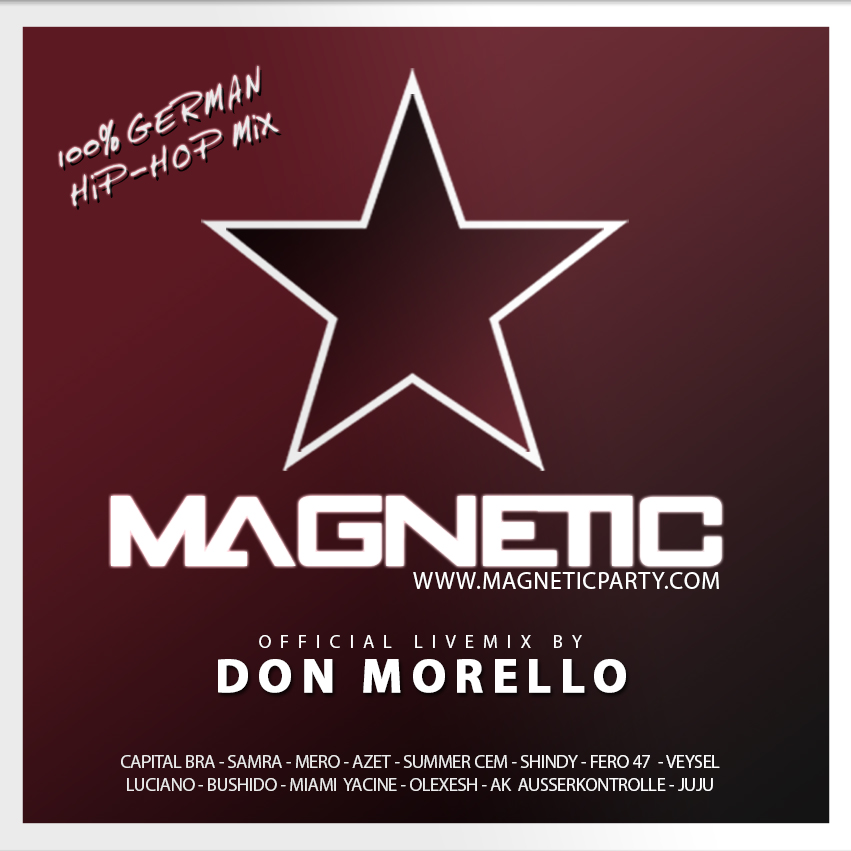 Don Morello - Magnetic German Hip Hop Mix